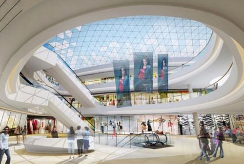 В Китае появится крупнейший в мире торговый центр беспошлинной торговли
