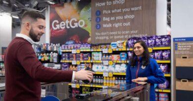 Магазин без кассы: Tesco внедряет формат GetGo